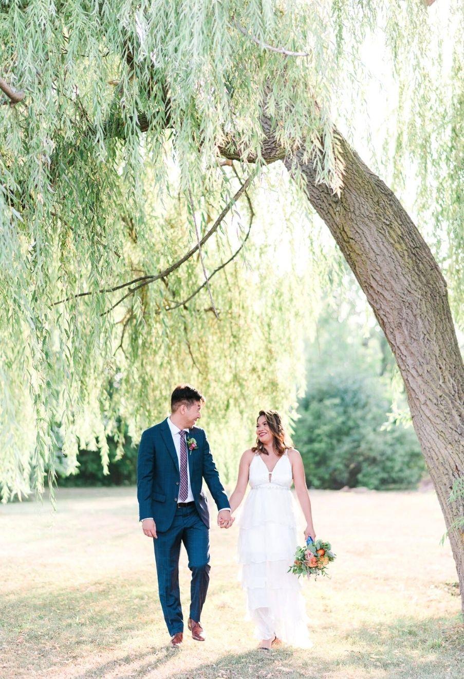 willow tree at gizio wedding