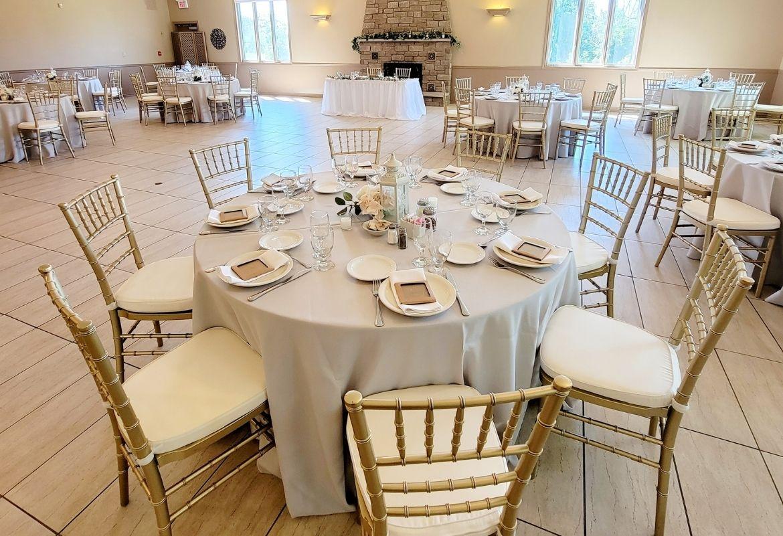 gizio main hall reception decor